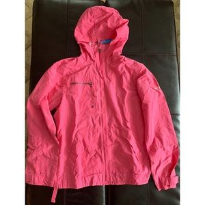NWT Columbia Omni-Shade Sunscreen Jacket Pink